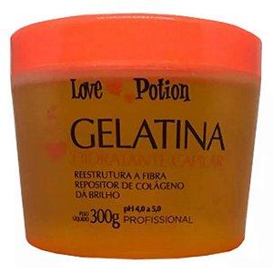 Love Potion Hidratante Capilar Gelatina 300g