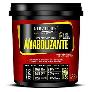 Keratinex Anabolizante Capilar Suplemento Capilar Máscara 400g