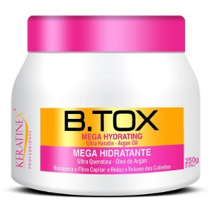 Keratinex Mega Hidratante B.tox Capilar 250g