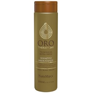 NatuMaxx Oro Therapy 24k Shampoo 300ml