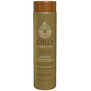 NatuMaxx Oro Therapy 24k Shampoo 300ml