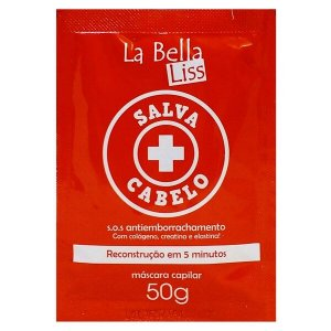 La Bella Liss Salva Cabelo Antiemborrachamento 50g