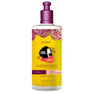 For Beauty Linha Cachos Curls Shampoo 300ml