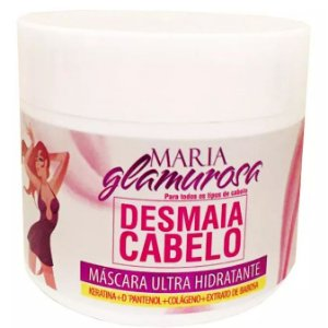 Madarrô Maria Glamurosa Desmaia Cabelo 500g