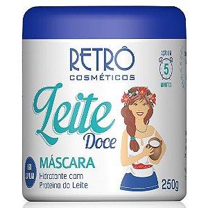 Retrô Leite Doce Máscara Hidratante 250g