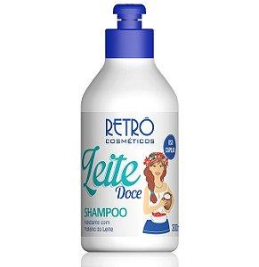 Retrô Leite Doce Shampoo Hidratante 250g