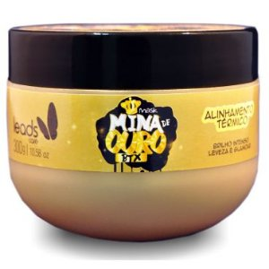 Leads Care Mina de Ouro Mask Btx 300g