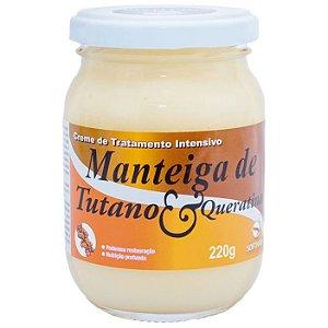Softhair Manteiga de Tutano e Queratina 220g