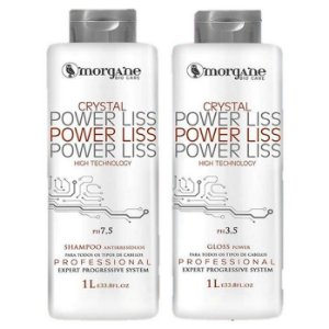 Morgane Crystal Power Liss Progressiva 2x1l