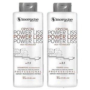 Morgane Crystal Power Liss Progressiva 2x1l