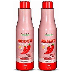 Glatten Malagueta Shampoo e Condicionador kit 2x1l