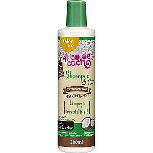Salon Line Tratamento para Conquistar Shampoo de Coco 300ml