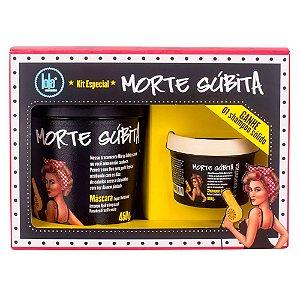 Lola Cosmetics Kit Morte Súbita (Máscara 450g e Shampoo Sólido 100g)