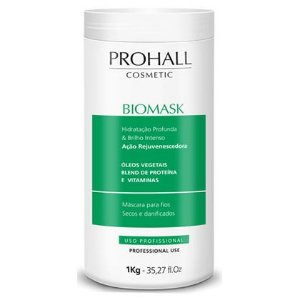 Prohall Biomask Hidratação Máscara 1kg