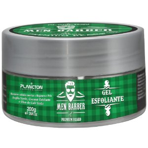 Plancton Men Barber Gel Esfoliante 200g