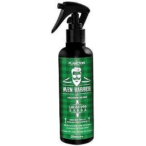 Plancton Men Barber Shaving Loção Pós Barba 200ml