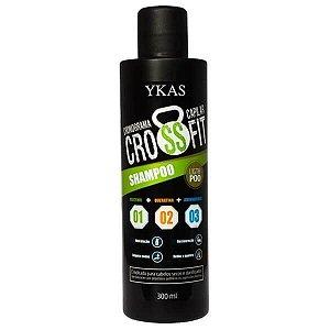 Ykas Crossfit Cronograma Capilar Shampoo 300ml
