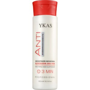 Ykas 3 minutos Reconstrução Anti Emborrachamento 300ml