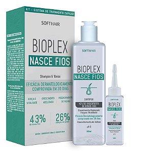 SoftHair Bioplex Nasce Fios kit (2 itens)