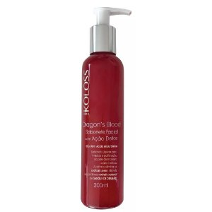 Koloss Dragon's Blood Sabonete Líquido Facial 200ml