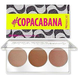 Payot Boca Rosa #Copacabana Paleta de Contorno 7,5g