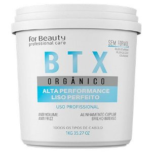 For Beauty Btx Argan Orgânico 1kg