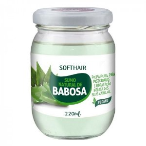 Softhair Sumo Natural de Babosa 220ml
