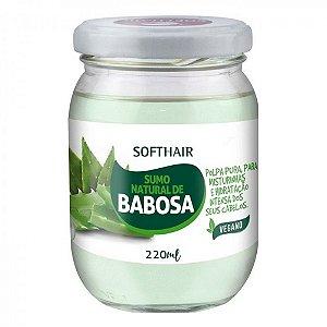 Softhair Sumo Natural de Babosa 220ml