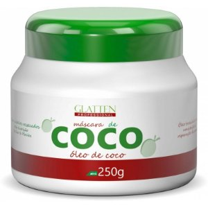 Glatten Coco Nutrition Máscara 250ml