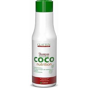 Glatten Coco Nutrition Hidratante Shampoo 500ml