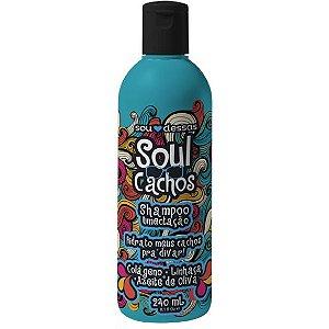 Sou Dessas Soul Cachos Shampoo Umectação 240g