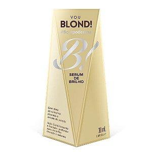 Sou Dessas Vou Blond Serum de Brilho 30ml