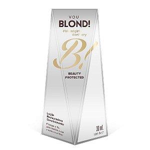 Sou Dessas Vou Blond Beauty Protected Loção Restauradora Condicionante 30ml