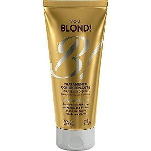 Sou dessas Vou Blond Tratamento Condicionante 200ml