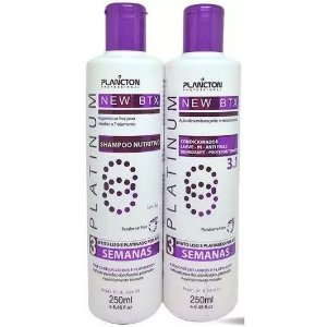 Plancton New Btx Platinum Kit 2x250ml