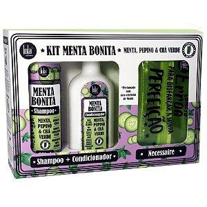 Lola Cosmetics Kit Menta Bonita (3 Itens)