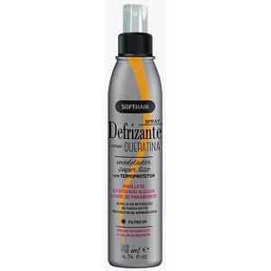 Softhair Defrizante com Queratina Spray 140ml