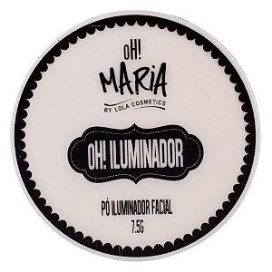 Lola Cosmetics Oh! Maria Oh! Iluminador Compacto Facial 7,5g
