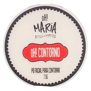 Lola Cosmetics Oh! Maria! Duo Pós Facial Contorno Compacto 7,5g