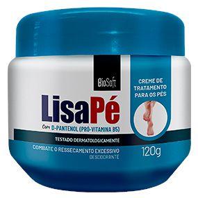 Softhair Lisa Pé D-Pantenol 120g