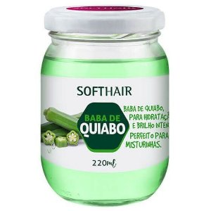 Softhair Baba de Quiabo 220ml