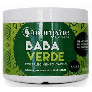Morgane Baba Verde Fortalecimento Capilar 500g