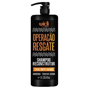 Widi Care Operação Resgate Shampoo Reconstrutor 1L