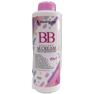 Morgane BB Cream Multi Benefícios 500ml