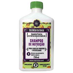 Lola Cosmetics Be(m)dita Ghee Shampoo de Nutrição 250ml