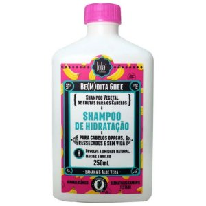 Lola Cosmetics Be(m)dita Ghee Shampoo de Hidratação 250ml
