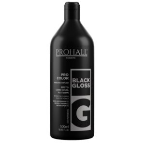 Prohall Máscara Matizadora Black Gloss 500ml