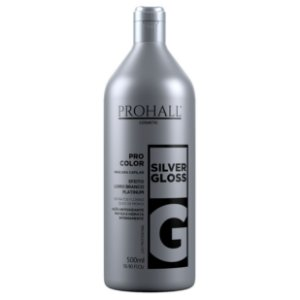 Prohall Máscara Matizadora Silver Gloss 500ml