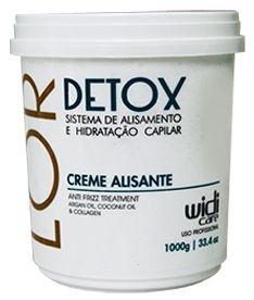 Widi Care LOR Detox Creme Alisante 1000g