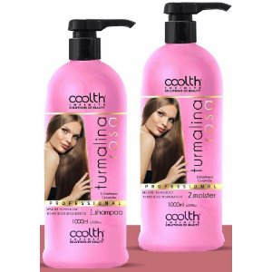 Coolth Turmalina Rosa Escova Progressiva 2x1000ml